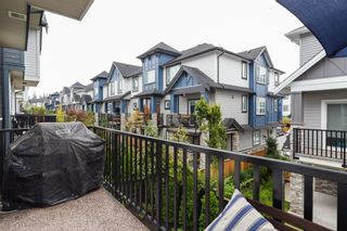 """Photo 33: 33 7665 209 Street in Langley: Willoughby Heights Townhouse for sale in """"ARCHSTONE YORKSON"""" : MLS®# R2307315"""