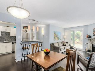 "Photo 13: 105 1750 MAPLE Street in Vancouver: Kitsilano Condo for sale in ""MAPLEWOOD PLACE"" (Vancouver West)  : MLS®# V1135503"