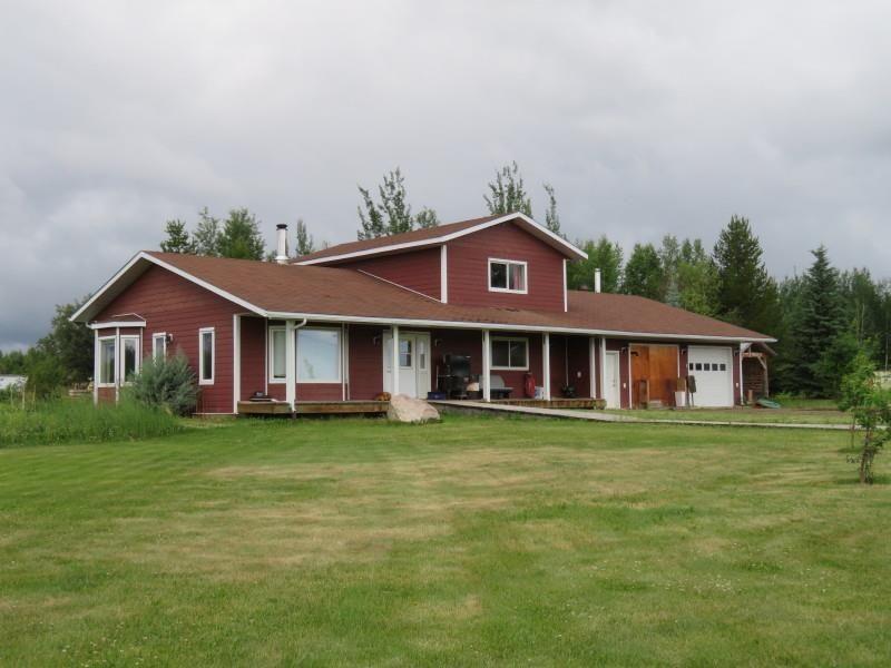 Main Photo: 3341 MCCONACHIE CREEK Road in Fort Nelson: Fort Nelson - Rural House for sale (Fort Nelson (Zone 64))  : MLS®# R2609085