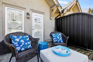 """Photo 18: 2939 LAUREL Street in Vancouver: Fairview VW Townhouse for sale in """"BROWNSTONE"""" (Vancouver West)  : MLS®# R2597840"""