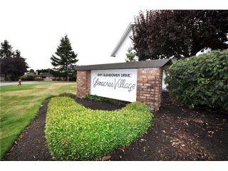 """Photo 1: 313 9411 GLENDOWER Drive in Richmond: Saunders Townhouse for sale in """"GLENACRES VILLAGE"""" : MLS®# V977915"""