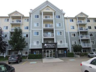 Photo 1: 306 9910 107 Street: Morinville Condo for sale : MLS®# E4238431