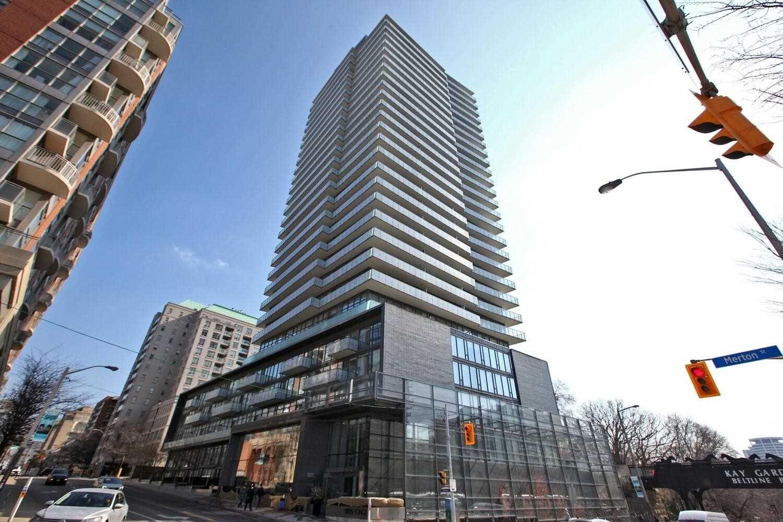 Main Photo: 313 1815 Yonge Street in Toronto: Mount Pleasant West Condo for sale (Toronto C10)  : MLS®# C5138070