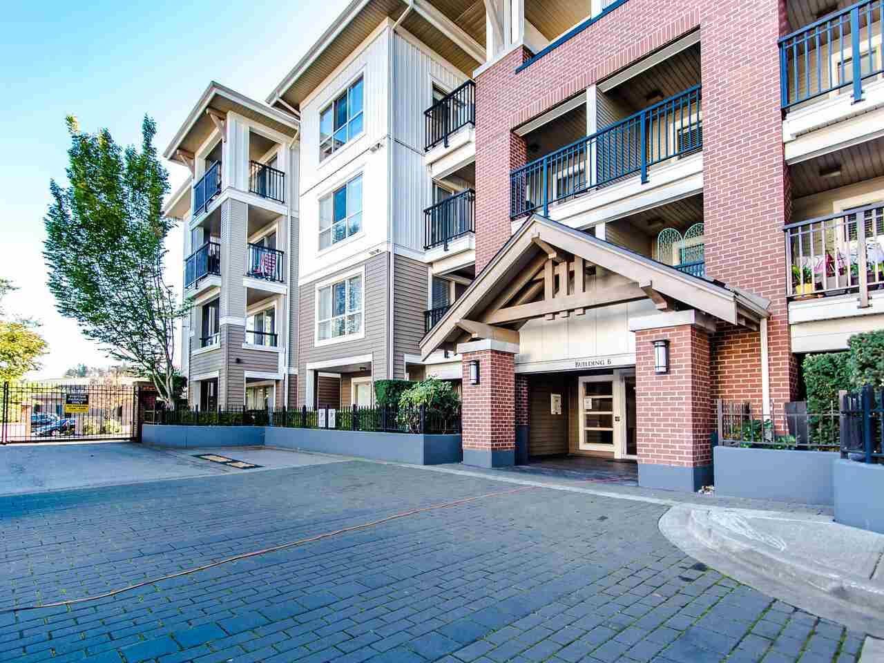 Main Photo: B206 8929 202 Street in Langley: Walnut Grove Condo for sale : MLS®# R2503720