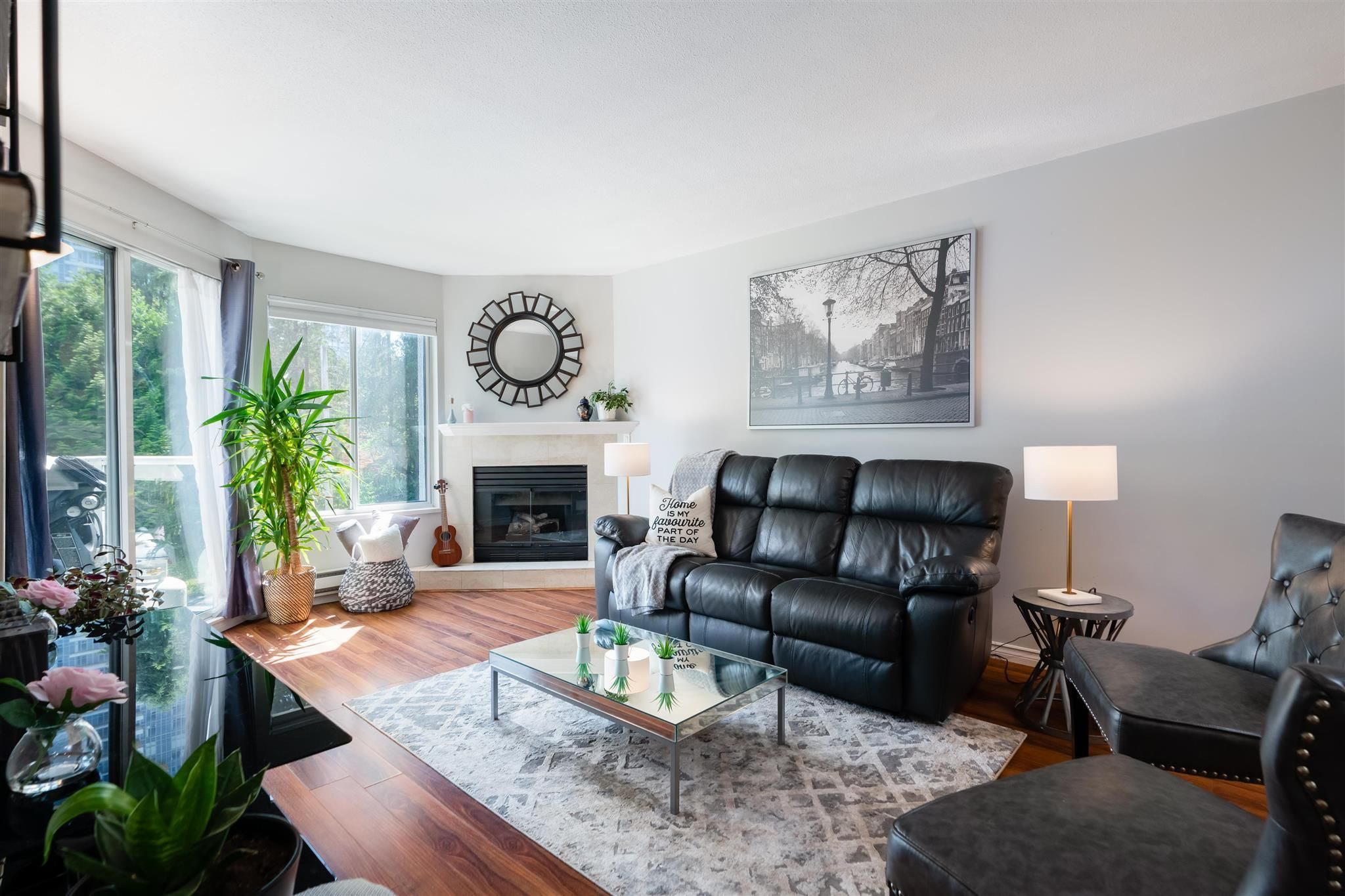 Main Photo: 210 1167 PIPELINE Road in Coquitlam: New Horizons Condo for sale : MLS®# R2601202