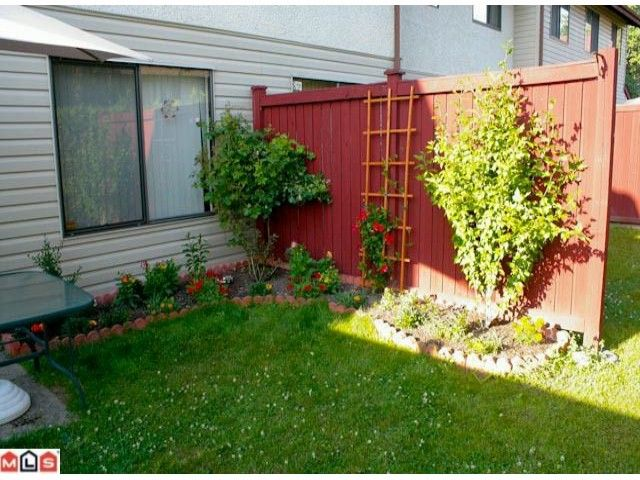 """Photo 10: Photos: 129 13880 74TH Avenue in Surrey: East Newton Townhouse for sale in """"WEDGEWOOD ESTATES"""" : MLS®# F1200797"""
