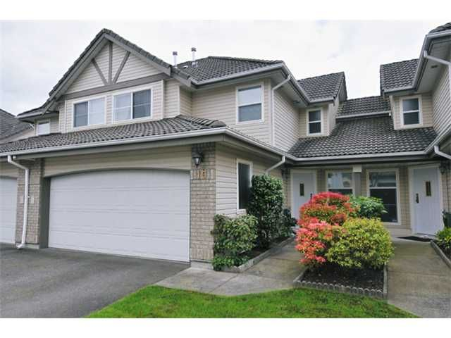 Main Photo: 15 758 RIVERSIDE Drive in Port Coquitlam: Riverwood Townhouse for sale : MLS®# V887026
