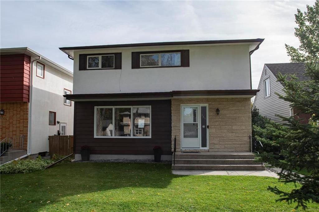 Main Photo: 686 Brock Street in Winnipeg: River Heights South Residential for sale (1D)  : MLS®# 202123321