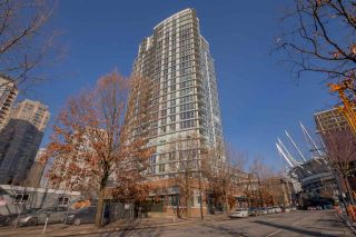 "Photo 1: 2701 939 EXPO Boulevard in Vancouver: Yaletown Condo for sale in ""Max 2 Building"" (Vancouver West)  : MLS®# R2129765"