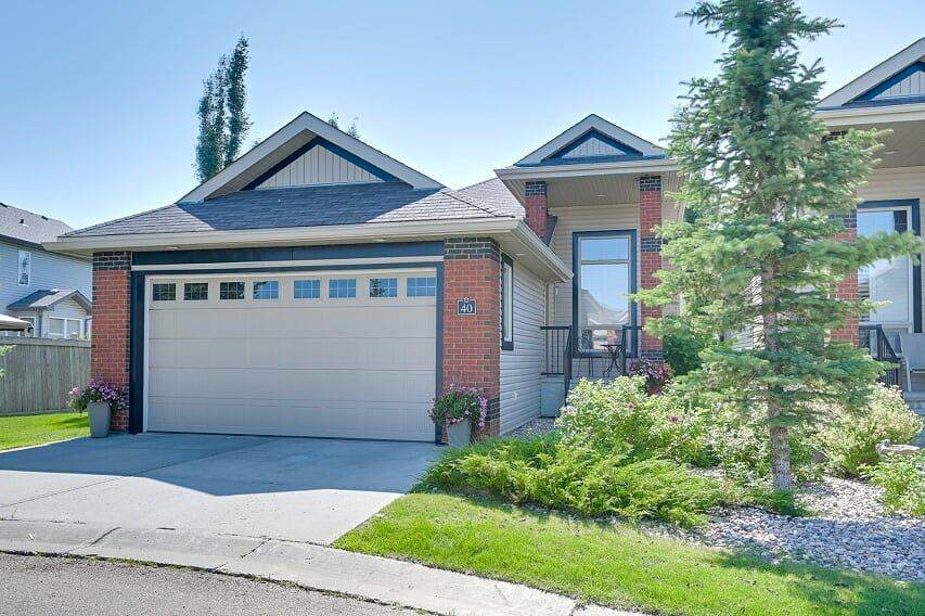 Main Photo: 40 841 156 Street in Edmonton: Condo for sale