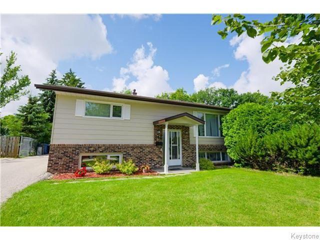 Main Photo: 542 Paufeld Drive in Winnipeg: North Kildonan Residential for sale (North East Winnipeg)  : MLS®# 1618479