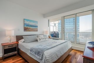 """Photo 21: 3706 1011 W CORDOVA Street in Vancouver: Coal Harbour Condo for sale in """"Fairmont Residences"""" (Vancouver West)  : MLS®# R2597737"""