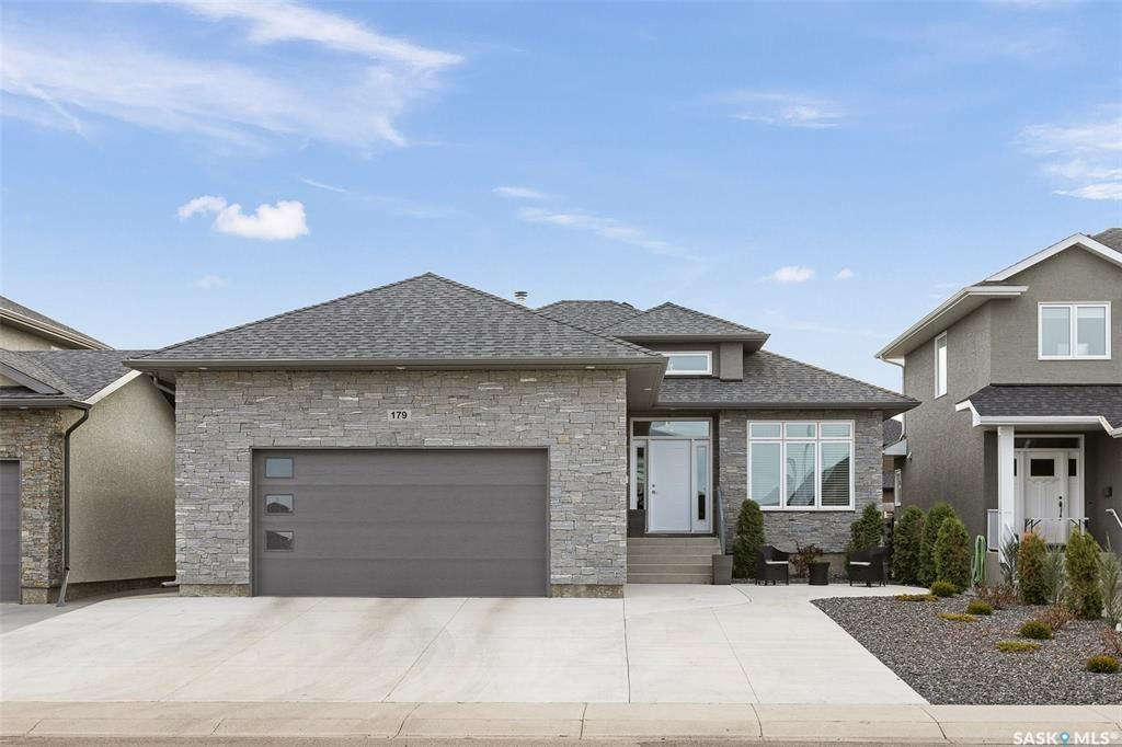 Main Photo: 179 Johns Road in Saskatoon: Evergreen Residential for sale : MLS®# SK841054