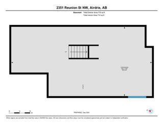 Photo 32: 2351 REUNION Street NW: Airdrie Detached for sale : MLS®# A1035043