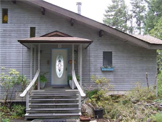 Photo 4: Photos: 512 ROCKMOYNE PL: Bowen Island House for sale : MLS®# V1024617