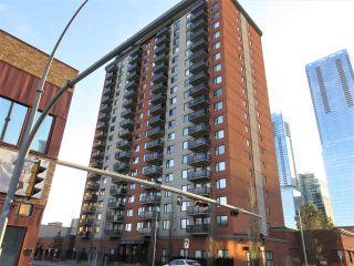 Photo 1: 702 10303 105 Street in Edmonton: Zone 12 Condo for sale : MLS®# E4236167