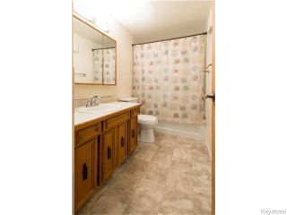 Photo 20: 30 BELL Bay in SELKIRK: City of Selkirk Residential for sale (Winnipeg area)  : MLS®# 1523827