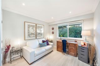 Photo 29: 107 235 KEITH ROAD in West Vancouver: Cedardale Townhouse for sale : MLS®# R2536176