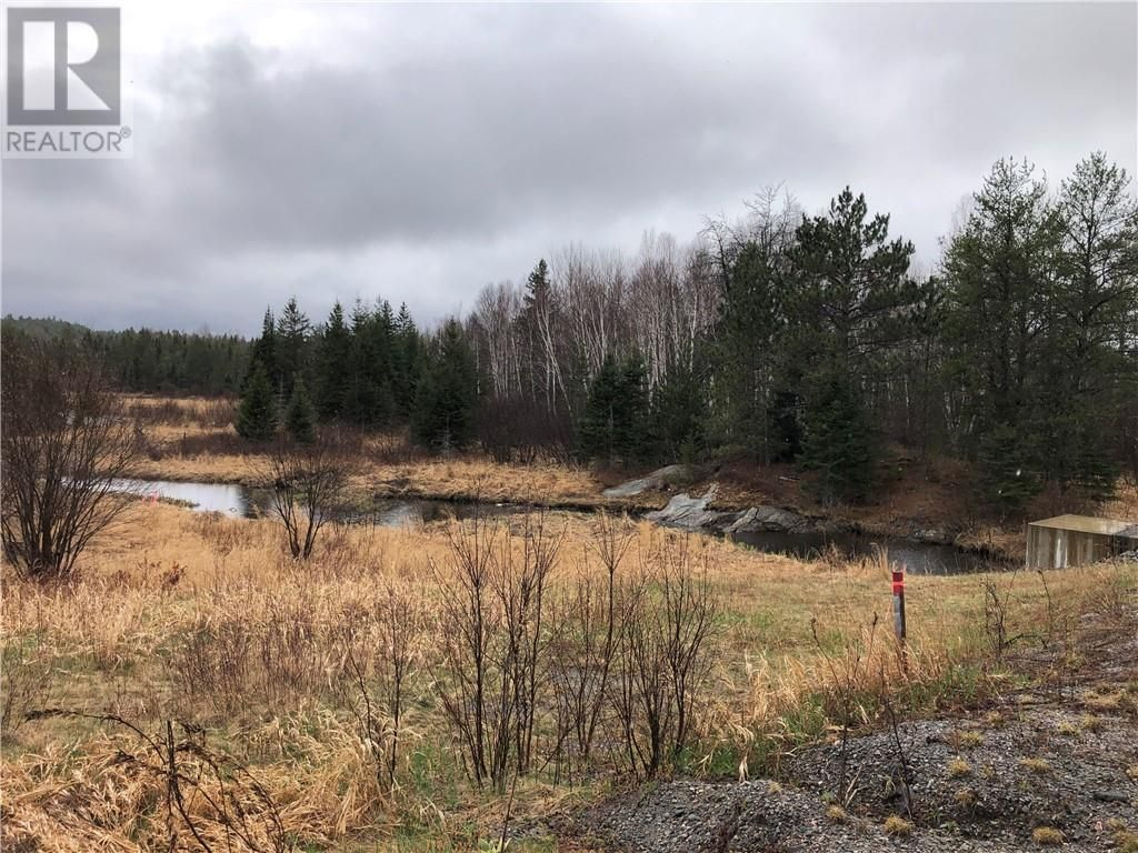 Main Photo: 1252 Dryden Rd E Unit# LOT C in Wahnapitae: Vacant Land for sale : MLS®# 2094568