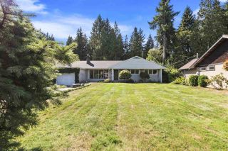 Photo 1: 4041 LIONS Avenue in North Vancouver: Forest Hills NV House for sale : MLS®# R2397426