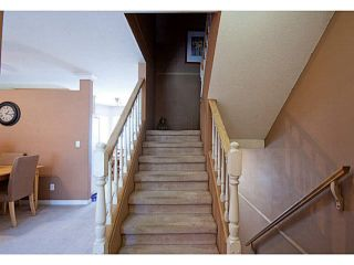 """Photo 10: 6 2420 PITT RIVER Road in Port Coquitlam: Mary Hill Townhouse for sale in """"PARKSIDE ESTATES"""" : MLS®# V1143548"""