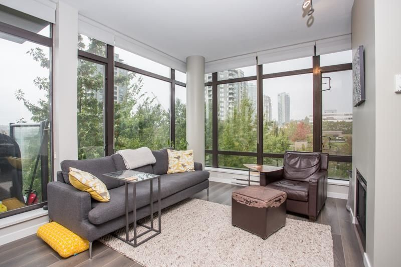"""Main Photo: 504 2345 MADISON Avenue in Burnaby: Brentwood Park Condo for sale in """"OMA1"""" (Burnaby North)  : MLS®# R2622179"""
