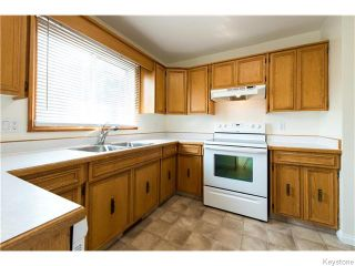 Photo 6: 30 BELL Bay in SELKIRK: City of Selkirk Residential for sale (Winnipeg area)  : MLS®# 1523827