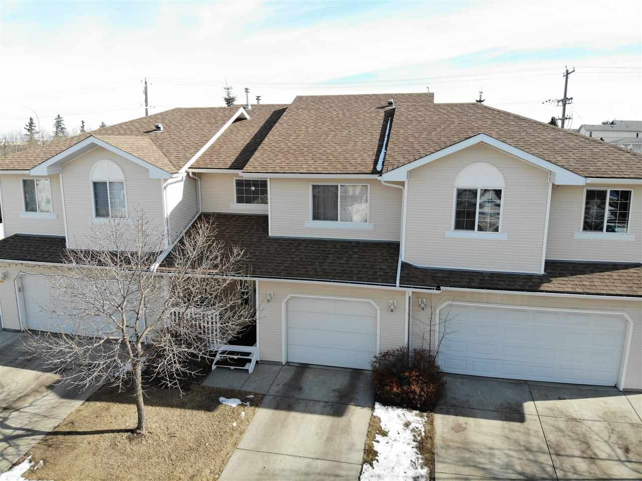Main Photo: 16 6608 158 Avenue in Edmonton: Zone 28 Townhouse for sale : MLS®# E4232786