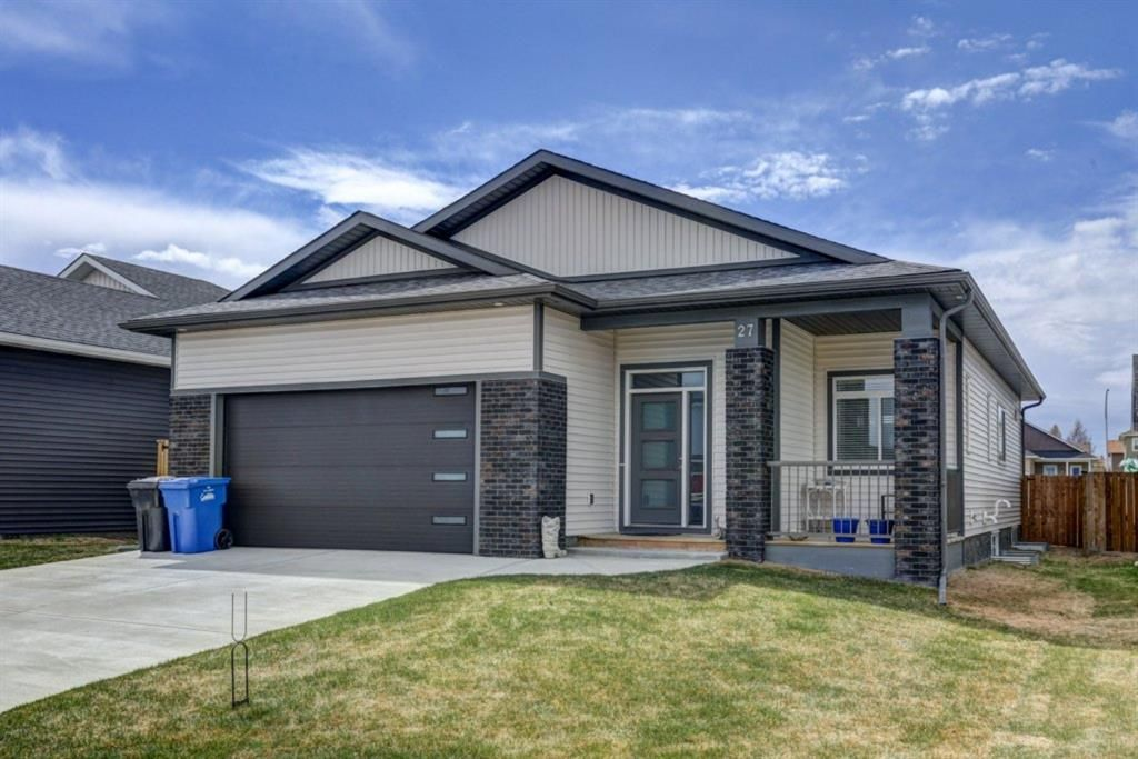 Main Photo: 27 Havenfield: Carstairs Detached for sale : MLS®# A1103516