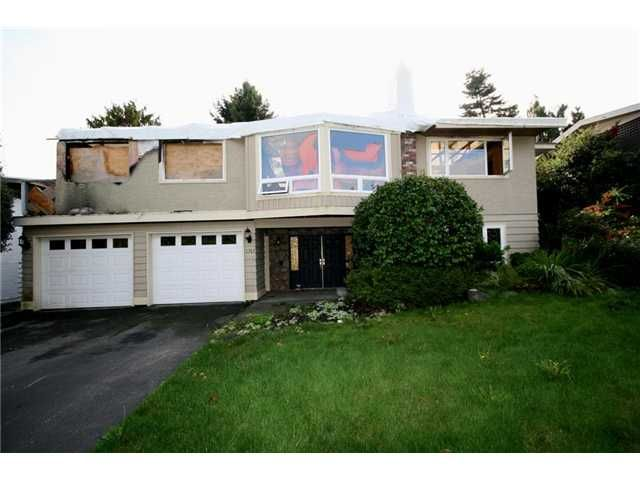 "Main Photo: 5382 5B Avenue in Tsawwassen: Pebble Hill House for sale in ""PEBBLE HILL"" : MLS®# V920526"