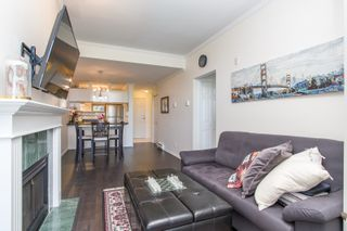 """Photo 2: 411 3638 W BROADWAY in Vancouver: Kitsilano Condo for sale in """"CORAL COURT"""" (Vancouver West)  : MLS®# R2461074"""