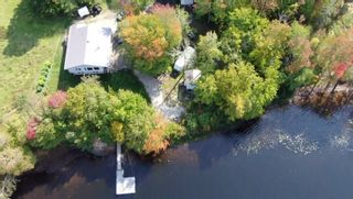 Photo 1: 55 Lake Shore Drive in West Clifford: 405-Lunenburg County Residential for sale (South Shore)  : MLS®# 202102286