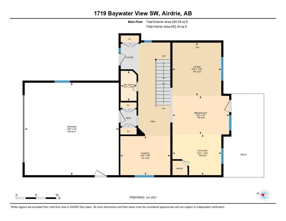 Photo 32: Photos: 1719 Baywater View SW: Airdrie Detached for sale : MLS®# A1124515