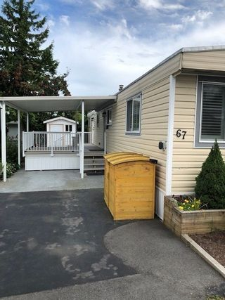 Photo 2: 67 1840 160TH Street in Surrey: King George Corridor Manufactured Home for sale (South Surrey White Rock)  : MLS®# R2488400