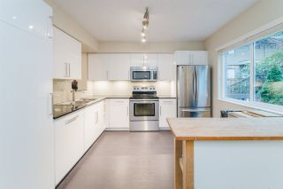 Photo 1: B 323 EVERGREEN DRIVE in Port Moody: College Park PM Townhouse for sale : MLS®# R2425936