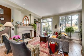 """Photo 4: 527 2580 LANGDON Street in Abbotsford: Abbotsford West Townhouse for sale in """"BROWNSTONES"""" : MLS®# R2607055"""