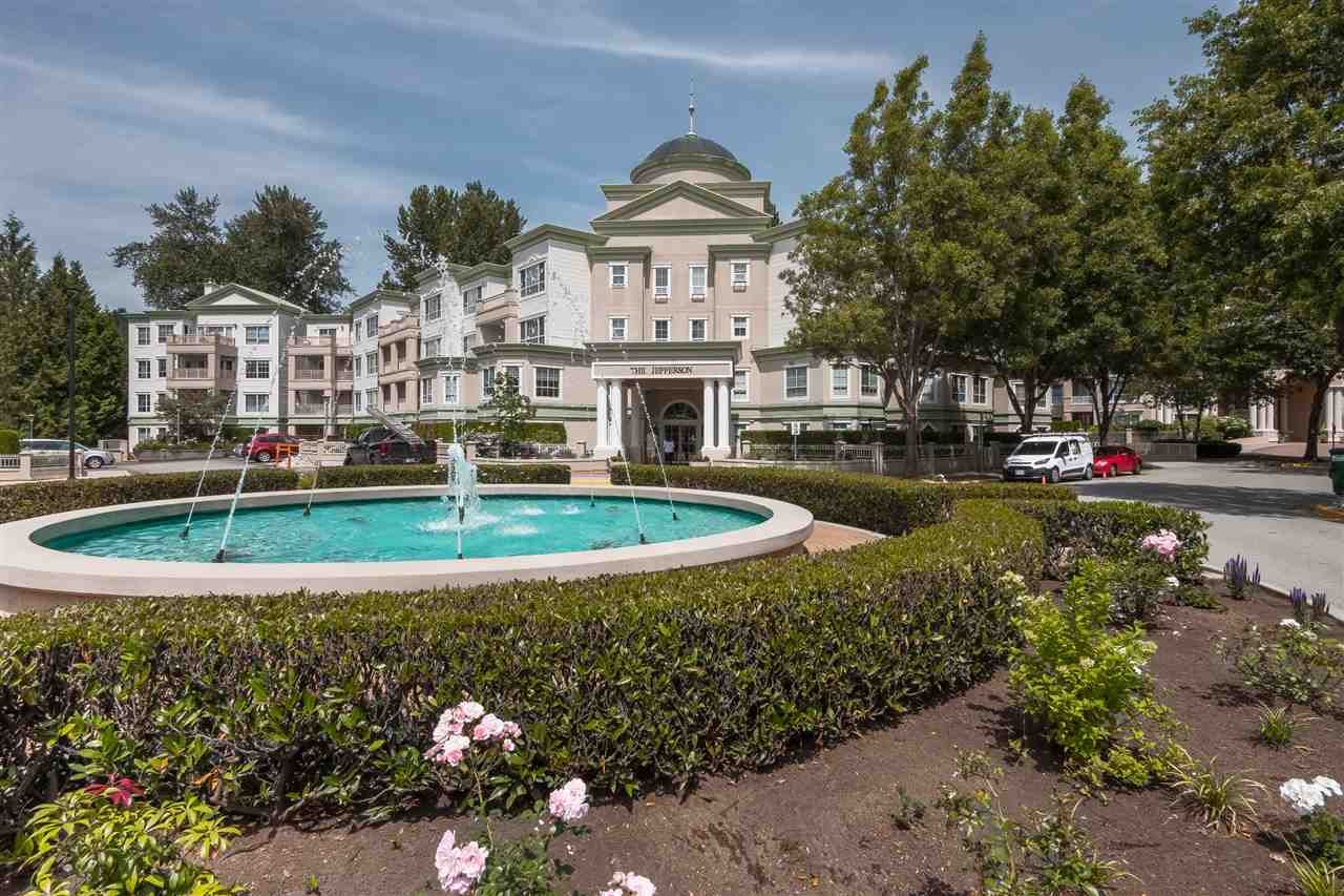 """Main Photo: 416 2975 PRINCESS Crescent in Coquitlam: Canyon Springs Condo for sale in """"The Jefferson"""" : MLS®# R2387722"""