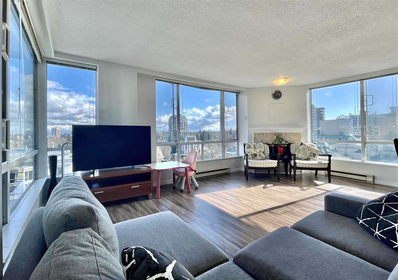 "Main Photo: 1104 2628 ASH Street in Vancouver: Fairview VW Condo for sale in ""Cambridge Gardens"" (Vancouver West)  : MLS®# R2542300"