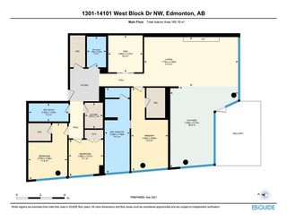 Photo 39: 1301 14105 WEST BLOCK Drive in Edmonton: Zone 11 Condo for sale : MLS®# E4236130