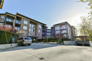 Photo 2: 327 10707 139 Street in Surrey: Whalley Condo for sale (North Surrey)  : MLS®# R2260686