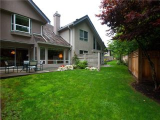 """Photo 9: 39 1925 INDIAN RIVER Crescent in North Vancouver: Indian River Townhouse for sale in """"WINDERMERE ESTATES"""" : MLS®# V968409"""
