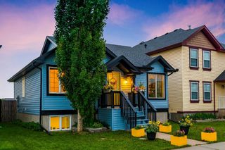Photo 1: 56 Luxstone Crescent SW: Airdrie Detached for sale : MLS®# A1131266
