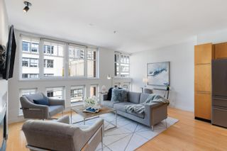 """Photo 12: 401 1072 HAMILTON Street in Vancouver: Yaletown Condo for sale in """"The Crandrall"""" (Vancouver West)  : MLS®# R2620695"""