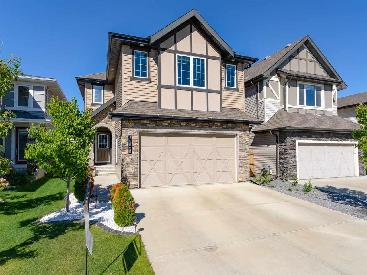 Main Photo: 15836 11 AV SW in Edmonton: Zone 56 House for sale : MLS®# E4225699