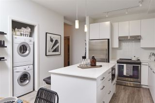 """Photo 1: 416 7811 209 Street in Langley: Willoughby Heights Condo for sale in """"WYATT"""" : MLS®# R2555743"""