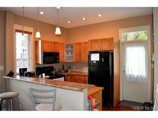 Photo 4: 2 436 Niagara St in VICTORIA: Vi James Bay Row/Townhouse for sale (Victoria)  : MLS®# 724550