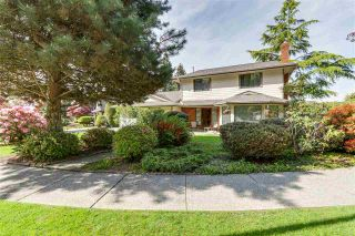 Photo 1: 8018 WOODHURST Drive in Burnaby: Forest Hills BN House for sale (Burnaby North)  : MLS®# R2164061
