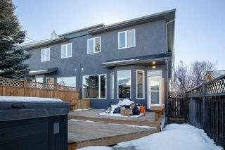 Photo 30: 2010 Broadview Road NW in Calgary: West Hillhurst Semi Detached for sale : MLS®# A1072577