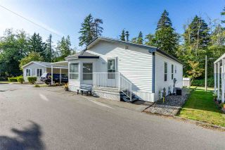 "Photo 23: 54 24330 FRASER Highway in Langley: Otter District Manufactured Home for sale in ""LANGLEY GROVE ESTATES"" : MLS®# R2463203"