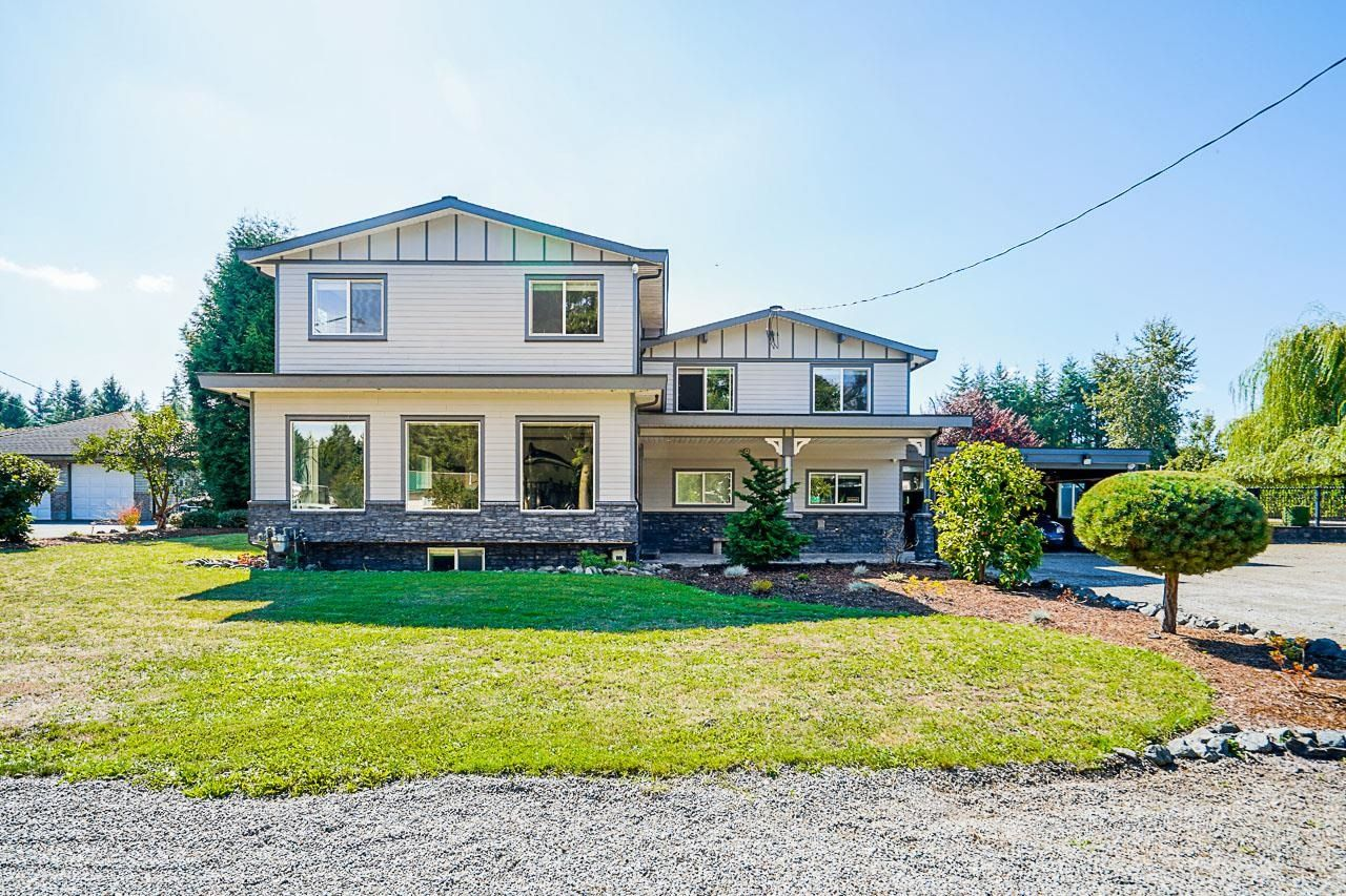 Main Photo: 25032 57 Avenue in Langley: Aldergrove Langley House for sale : MLS®# R2615872